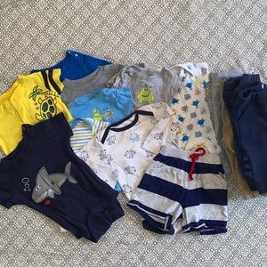 Discount Bundle Size 6 Months Baby Boy's Clothing